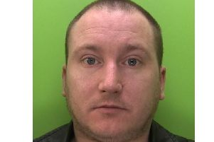 Ashley Mcleod is pictured. Pic: Nottinghamshire Police.