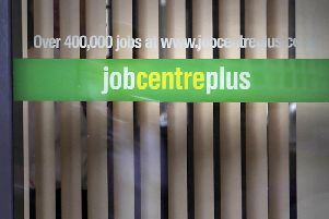 Unemployment is above the English average in Mansfield and Ashfield