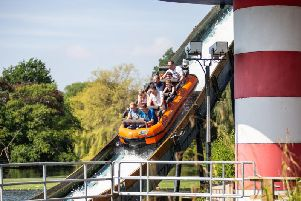 Get half-price entry to Drayton Manor theme park this weekend