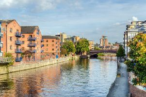 The weather in Leeds is set to be bright on Monday 22 July, with sunshine and warm temperatures as a heatwave hits Leeds.