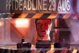 The FCA has issued adverts showing the animatronic head of Arnold Schwarzenegger to remind people how long they have to complain about PPI