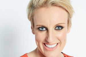 Steph McGovern, who is originally from Middlesbrough and now lives in Manchester. Photo: Convention of the North
