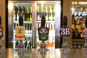 Beers from Australia, USA, Guam and Italy, together with beers from across the UK, will be available at The Observatory in Ilkeston during its 12-day real ale festival.