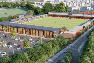 How the New Manor Ground could soon look