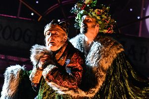A Christmas Carol at Derby Theatre'Photo by Robert Day