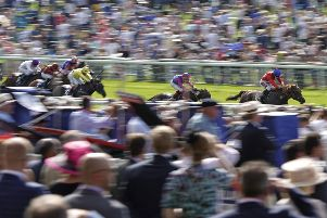 Threat won this year's Gimcrack Stakes at York under Oisin Murphy.