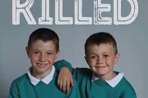 Ben and Arron Peak were killed by a driver who was twice the drink drive limit