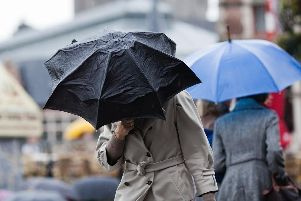 Storms forecast for Notts