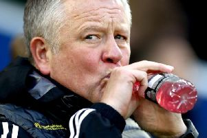 Chris Wilder is keen to build on a good first half of the season with some January transfers which will strengthen his squad