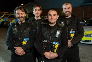 Derbyshire's 'Traffic Cops'.