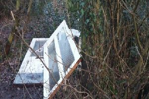 Ilkeston resident Michael Millen has been successfully prosecuted by Amber Valley Borough Council for fly-tipping waste on the edge of Shipley Wood