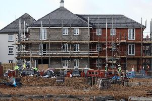 Plans to build 210 homes on the border of Harrogate and Wetherby have been taken into 'special measures'. (Library picture)