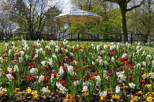 Victoria Park in Ilkeston was a double winner in the Green Flag awards this year, could it land a hat-trick?