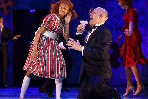 Annie at Manchester Opera House
