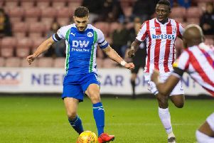 Skipper Sam Morsy was back in the fold after a two-game suspension in midweek