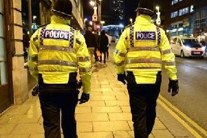 The money will be used to pay for an extra 264 bobbies on the beat.
