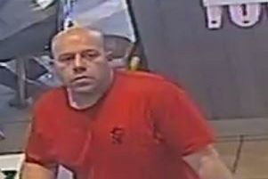 Have you seen this man?