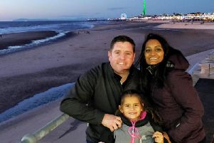 Diya took part in ITV series What Would Your Kid Do with mum Divia Patel-Smith and dad Adrian Smith