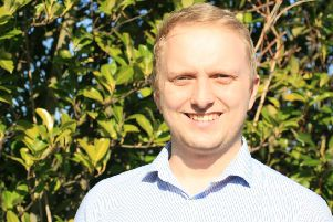 Ascent Homes new starter Alasdair Ritchie