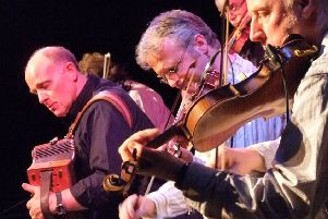 Feast of Fiddles take their Silver Jubilee Tour to The Atkinson Theatre, Southport on Thursday, April 4