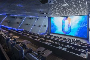 ODEON Luxe.