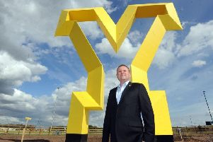 Gary Verity is the former chief executive of Welcome to Yorkshire. He is pictured here in 2018. Pic: Scott Merrylees