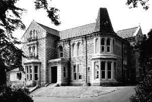 Beautiful Victorian house: Moor Hills in Oxford Road was once owned by the Crawshaw family, a wealthy Dewsbury family who had a myriad of servants to look after both them and the house. The servants lived in the basement and attics.