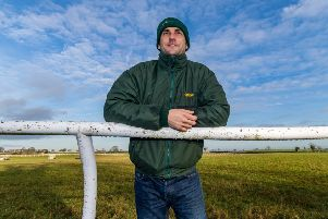Trainer Phil Kirby is responsible for Don Poli in today's Grand National after owner Darren Yates paid �170,000 for the horse.