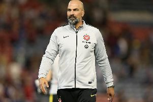 ATTACKING FOOTBALL: From Western Sydney Wanderers boss Markus Babbel. Photo by Ashley Feder/Getty Images.