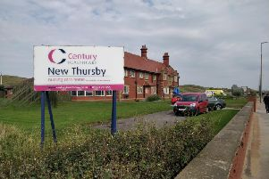 The New Thursby Care Home in Clifton Drive North, St Annes