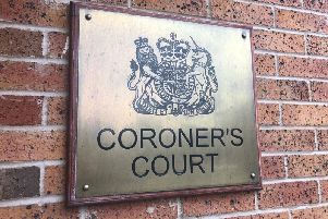 The inquest was held at Derby Coroner's Court