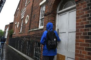 The future of the Fox Street Community, which cares for up to 20 homeless men in the city centre, looks secure.