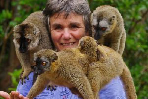 Wildlife Oasis owner Jo Marsden.