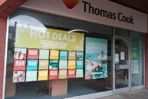 The former Thomas Cook shop in St Annes has reopened under Hays Travel