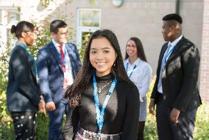 The Sixth Form at Harrogate Grammar School encourages excellence for all its students across 35 subjects