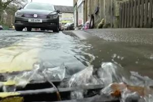 Should properties be given special protection in areas where the drains cannot cope?