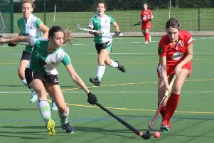 Garstang Hockey Club's Holly Hunter