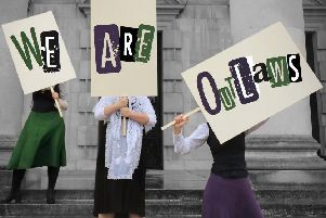 Votes for women: We Are Outlaws: The Leeds Suffragette Story takes place at Leeds Civic Hall next week.