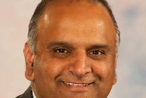Azhar Ali was the cabinet member for health and wellbeing in the last Labour administration at County Hall - and now leads the opposition.