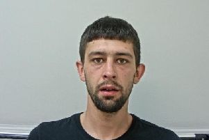 """""""Kye Fox, 26, of Chestnut Grove, Lancaster, is wanted in connection with making threats to kill in November."""