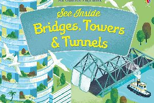 See Inside Bridges, Towers and Tunnels by Struan Reid and Annie Carbo