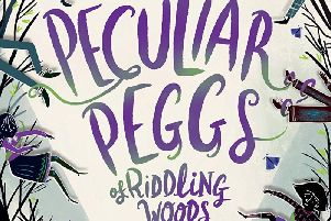 The Peculiar Peggs of Riddling Woods by Samuel J. Halpin and Hanna Peck