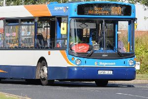 Passengers are coping with Stagecoach route changes in Lancaster and Morecambe