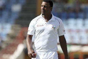 West Indies' Shannon Gabriel: Apologised to Joe Root.