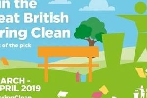 Join in the spring clean