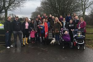 Ilkeston Parents for Play are preparing to start work fundraising for their next playground refurbishment project after securing �100,000 for the Lagoon play area in Shipley View.