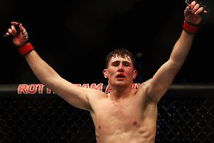 Darren Till is a team-mate of Wigan's Mike Grundy