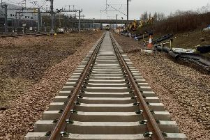 Major engineering work on West Coast Main Line is planned over the Easter and May Bank Holidays