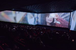 The new screen opened with a preview event on Thursday night.