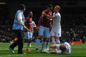 Leeds United striker Patrick Bamford has been charged by the FA.